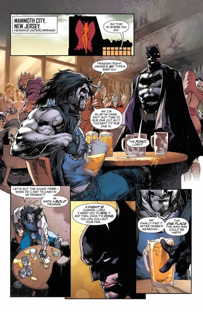 Justice League of America #12, 2017