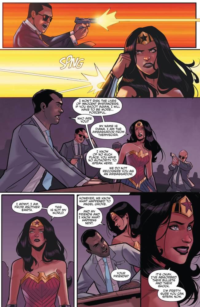 Justice League Power Rangers #5