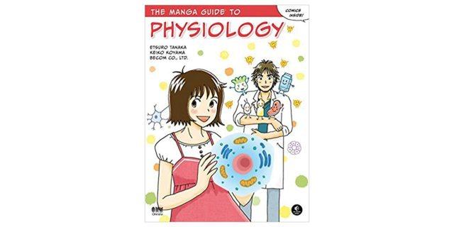 Manga Guides  Image No Starch Press