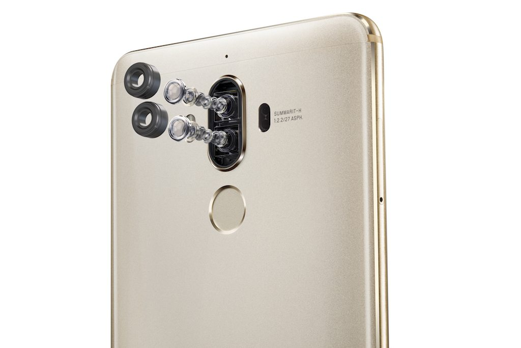 Huawei teaser confirms Mate 10 launch date, Leica-branded dual-rear cameras