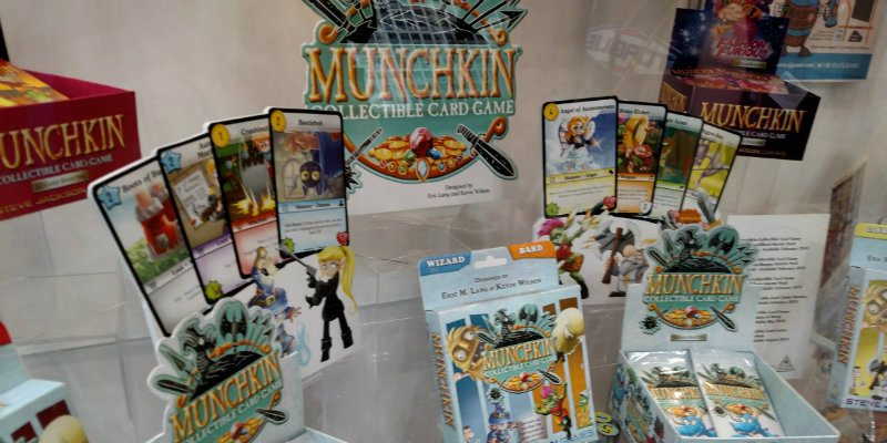 Gen Con 2017: Steve Jackson Games – 'Munchkin' and More