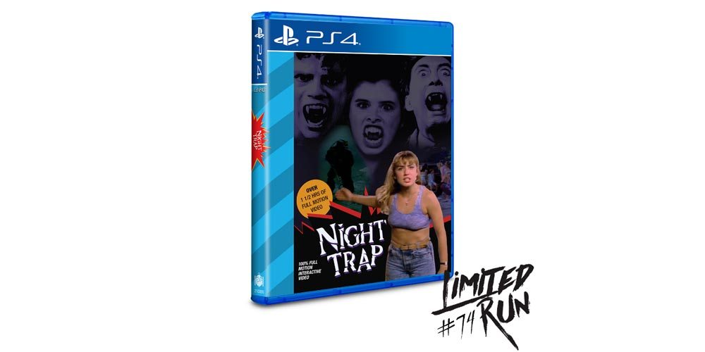 'Night Trap 25th Anniversary' Review