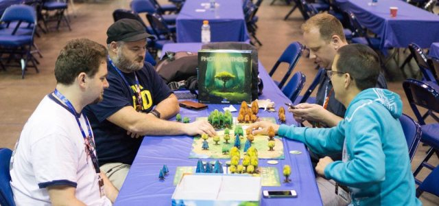 Photosynthesis at Gen Con