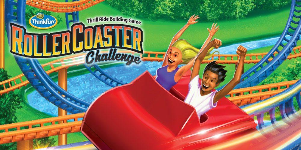 Roller Coaster Challenge banner