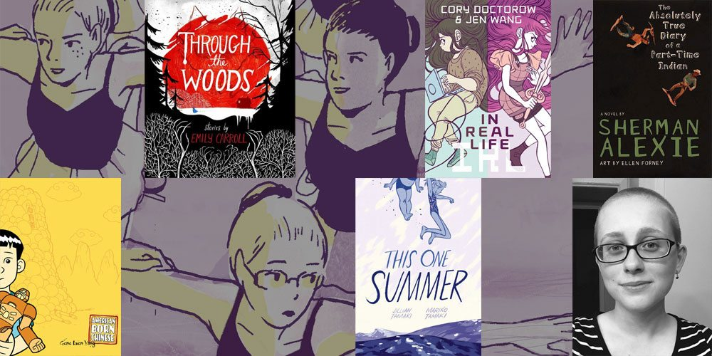 Stack Overflow: Tillie Walden Recommends 5 YA Graphic Novels