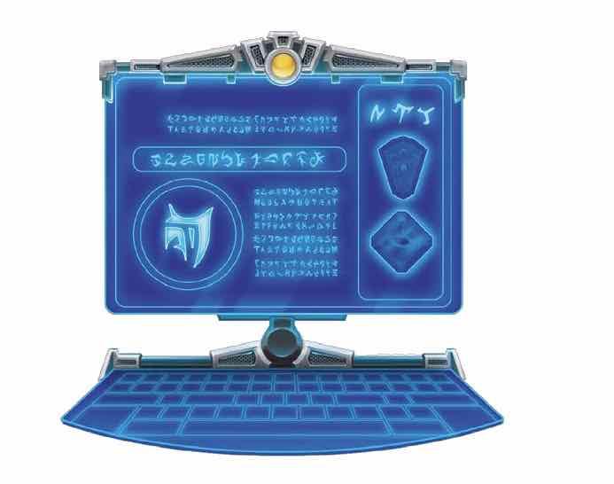 Starfinder Computer