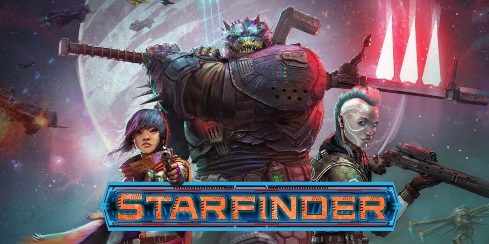 Explore the Galaxy With the 'Starfinder RPG,' Sold Out at GenCon!
