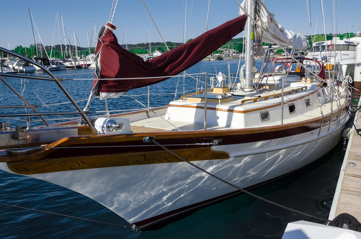 Scout sailboat