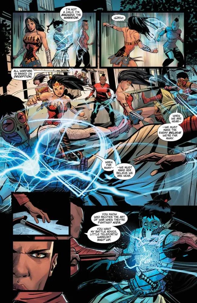 Wonder Woman #29, 2017