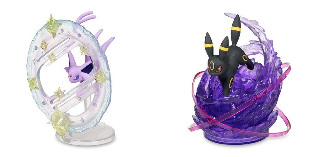 GeekDad Reviews: Umbreon and Espeon Pokémon Gallery Figures
