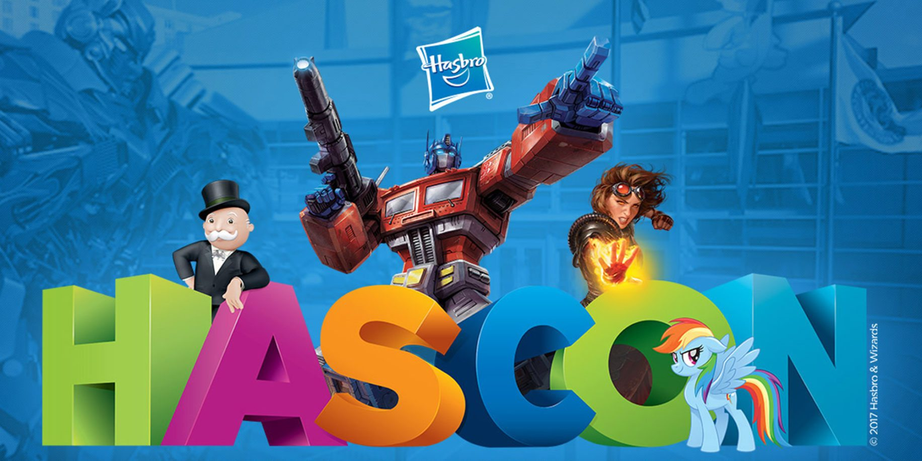 10 Best Bets of Hascon: 'D&D,' My Little Pony, 'Star Wars,' Transformers, and More