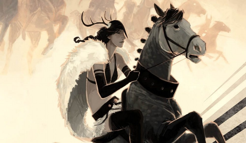 'Heathen: Volume 1' Hits the Shelves This Week