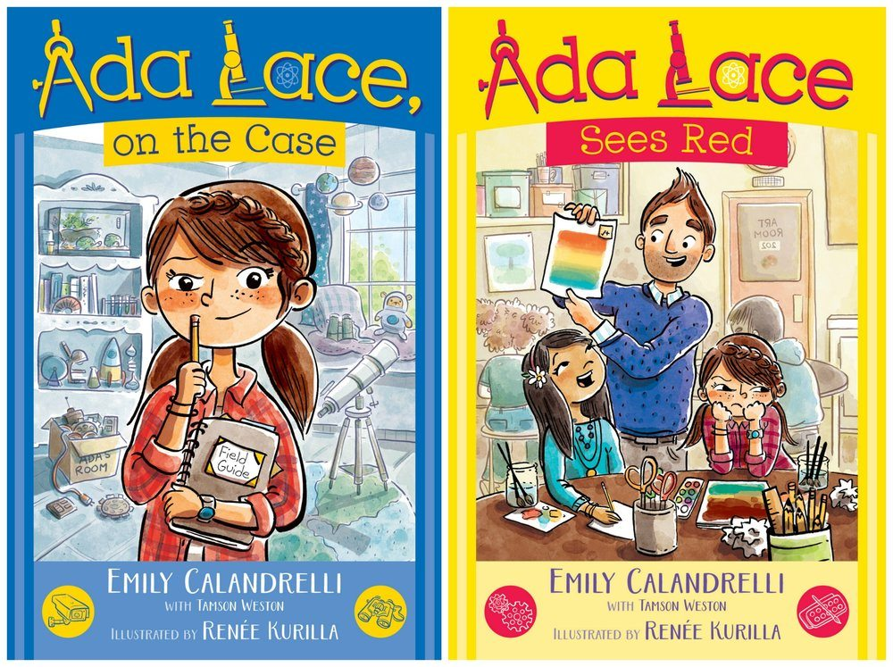 Get on the Case with Ada Lace