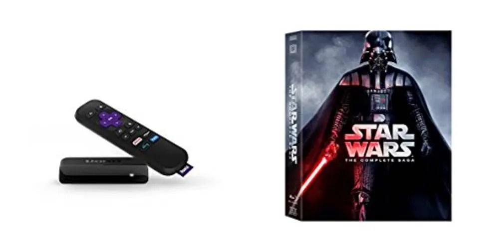 Geek Daily Deals 080417 roku star wars