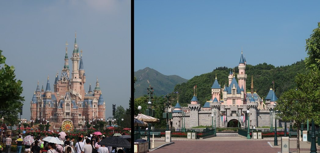 Shanghai Versus Hong Kong: An Incredibly Detailed Breakdown and Comparison of China's Disney Parks