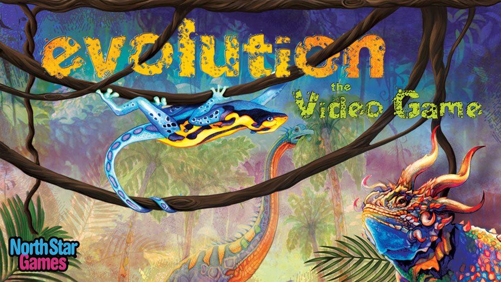 Kickstarter Tabletop Alert: 'Evolution' Goes Digital
