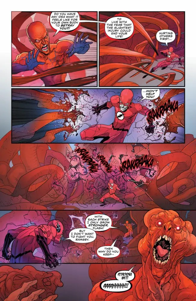 The Flash #31, 2017