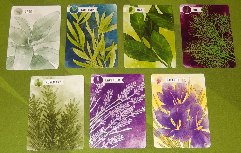 Herbaceous herbs