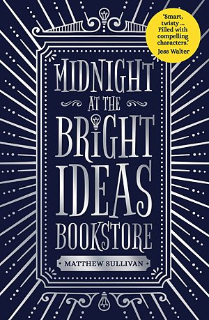 Midnight at the Bright Ideas Bookstore, Image Random House UK
