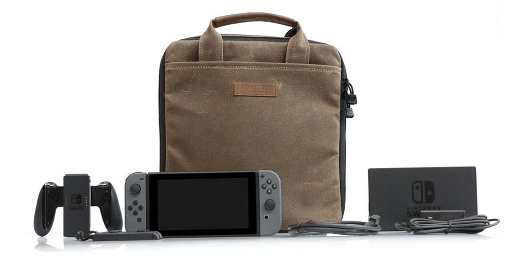 WaterField's Multiplayer Pro: The Perfect Bag for the Nintendo Switch (And Much More!)