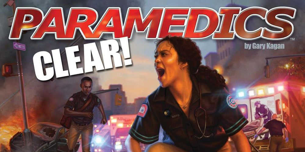 We're Losing Him! – Race the Clock to Save Lives in 'Paramedics: Clear!'