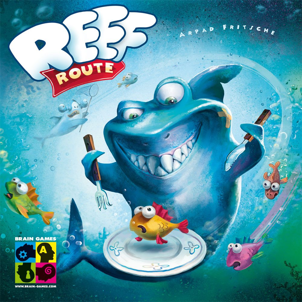 Reef Route cover