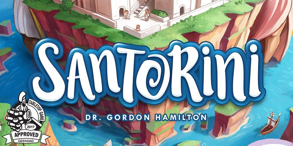 Reaping the Rewards: 'Santorini'