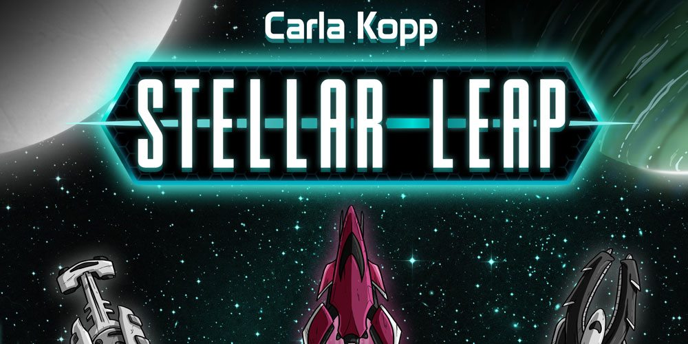 Kickstarter Tabletop Alert: 'Stellar Leap'