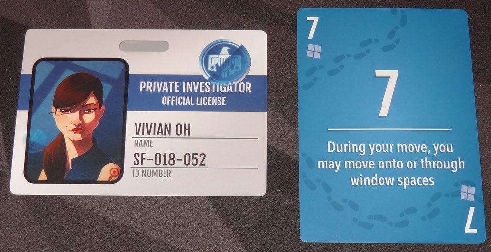 Stop Thief! Vivian Oh