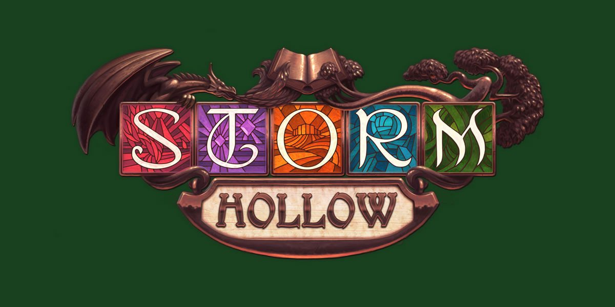 Storm Hollow Game Game Title Image