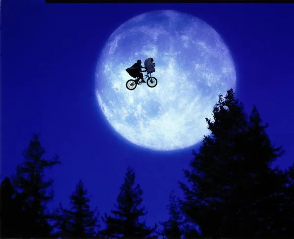 "For the First Time This Generation, ""E.T."" Returns to Theaters Nationwide"