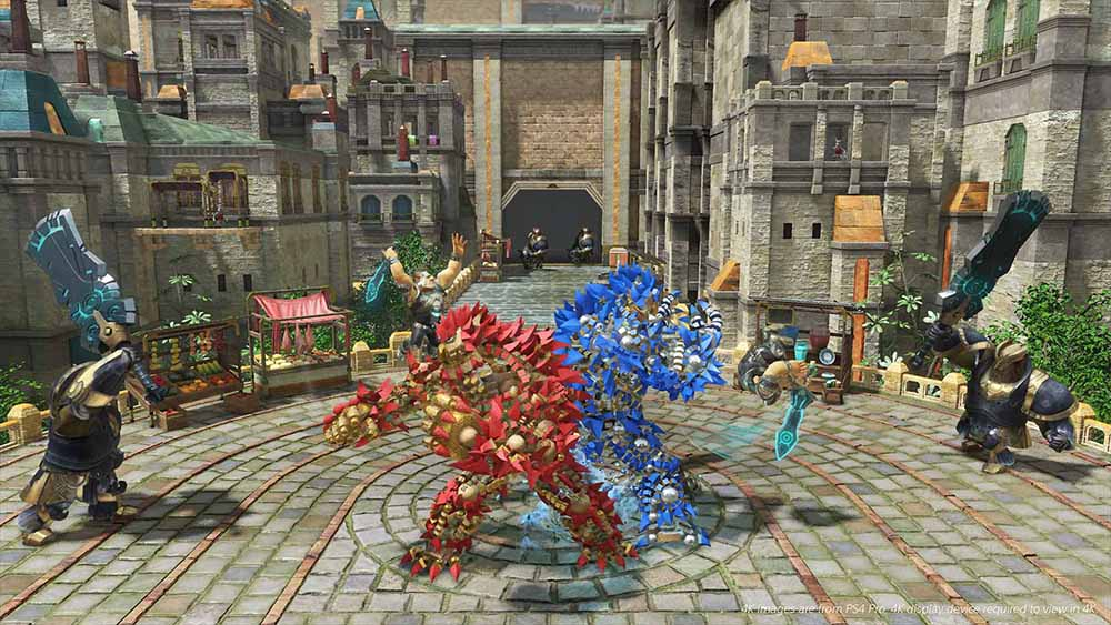 GeekDad Review: 'Knack II' Is Solid Family Fun on the PS4