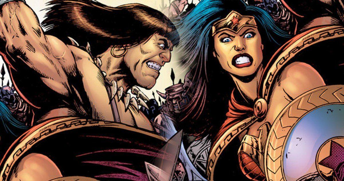 DC This Week – September 20, 2017: Conan/Wonder Woman