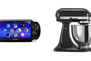 Geek Daily Deals 100117 playstation vita kitchenaid mixer