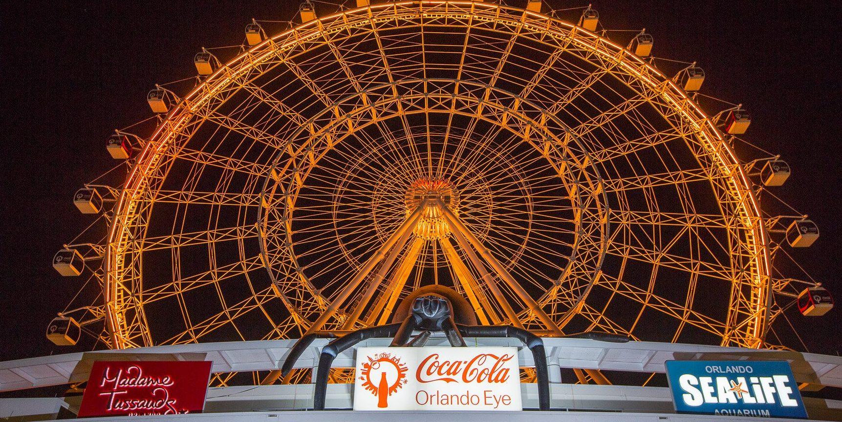 Geek in Orlando: Top 5 Reasons to Visit the Orlando Eye Attraction