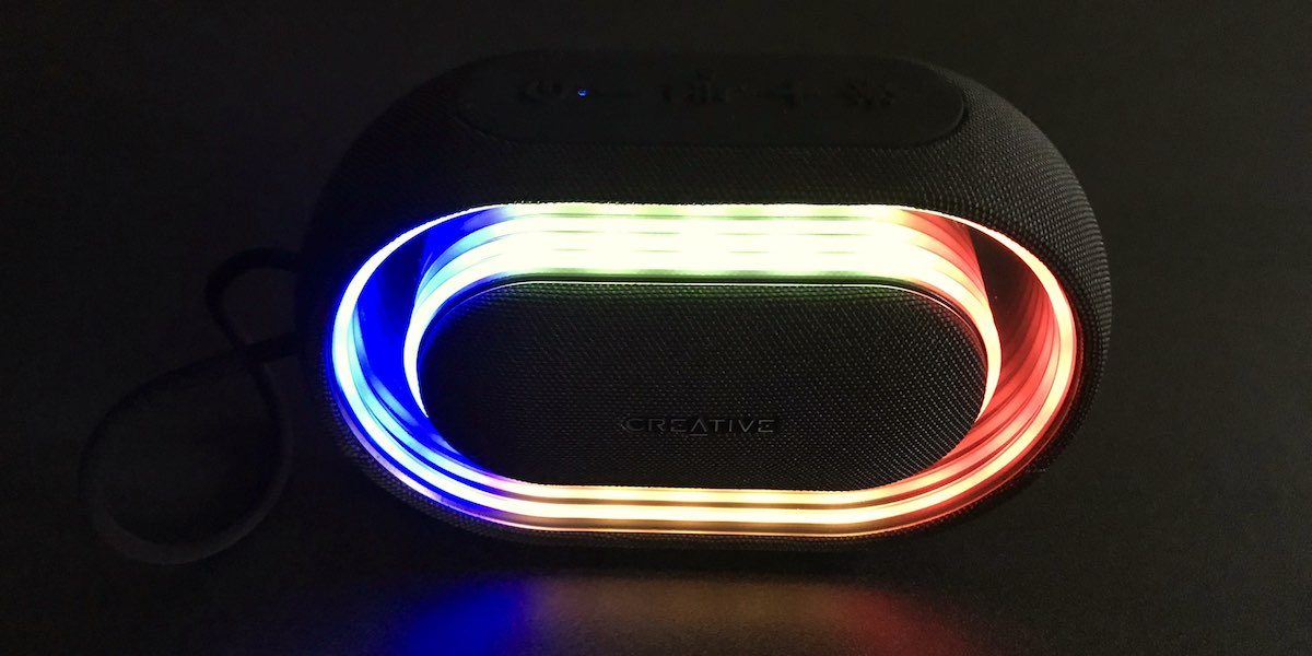 Creative Halo Review: A Lot of Entertainment in a Compact Bluetooth Speaker
