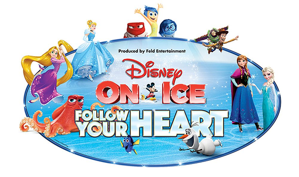 'Disney On Ice Presents Follow Your Heart' Ticket Giveaway