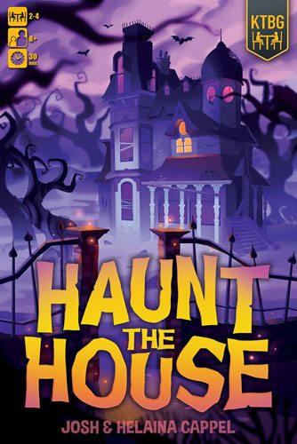Haunt the House cover