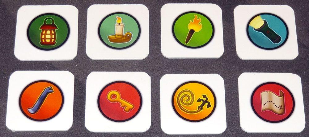 Haunt the House trophy tokens