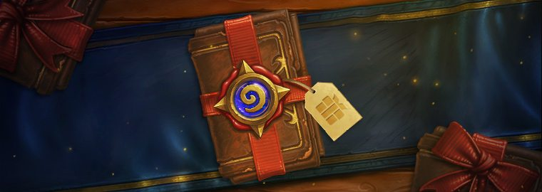 Hearthstone Splash, Copyright Blizzard Entertainment