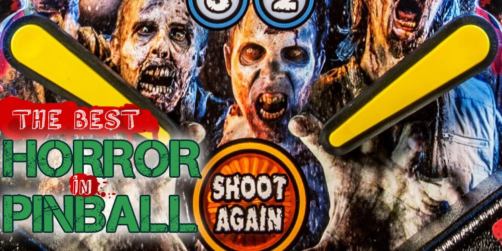 Ranking 11 of the Best Horror-Themed Pinball Machines of All Time