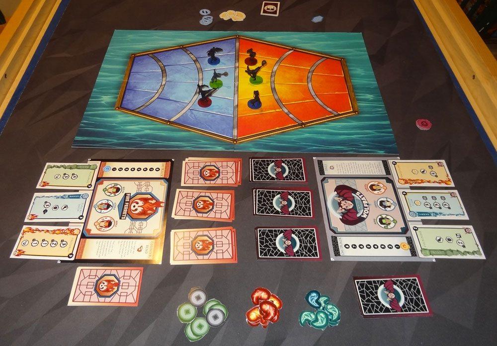 Legend of Korra: Pro-bending Arena