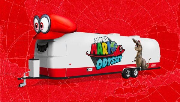 Mario Cross Country Mobile