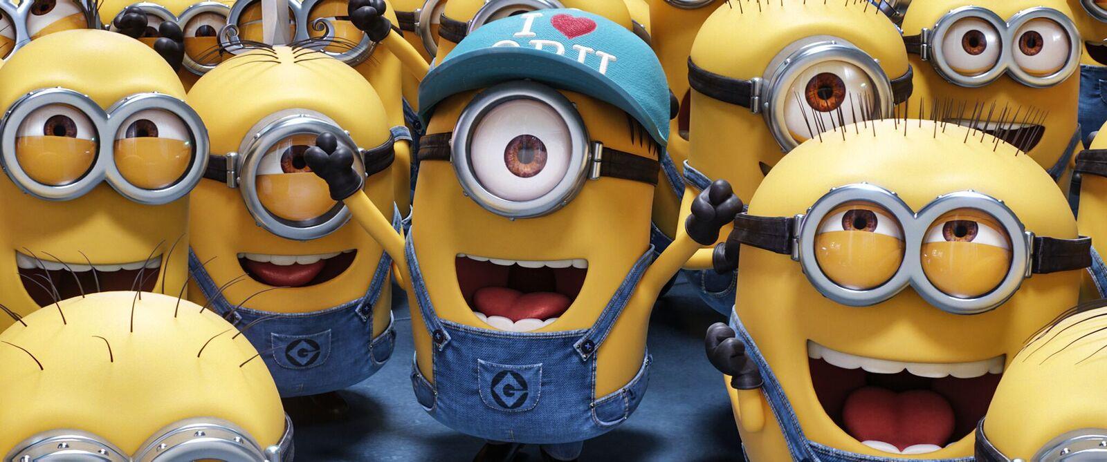 Who doesn't love the Minions?  Image: Illumination Media
