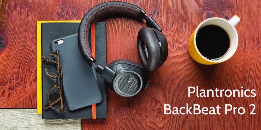 Plantronics BackBeat Pro 2 Headphones