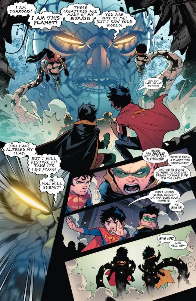 Super-Sons #9, 2017
