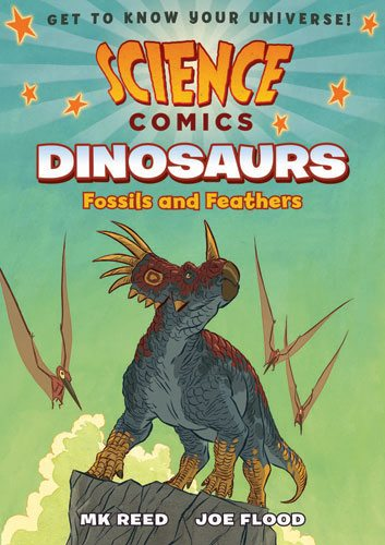 Science Comics Dinosaurs