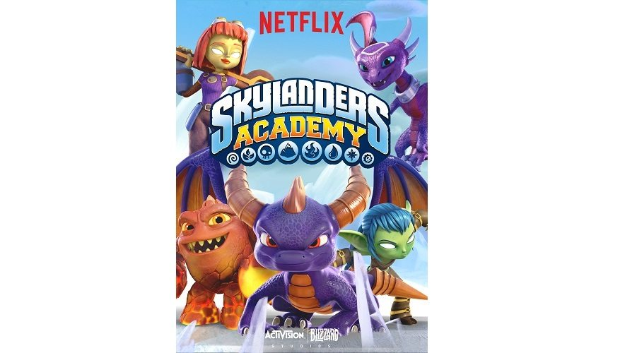 Meet Cynder: Felicia Day Enrolls at 'Skylanders Academy'