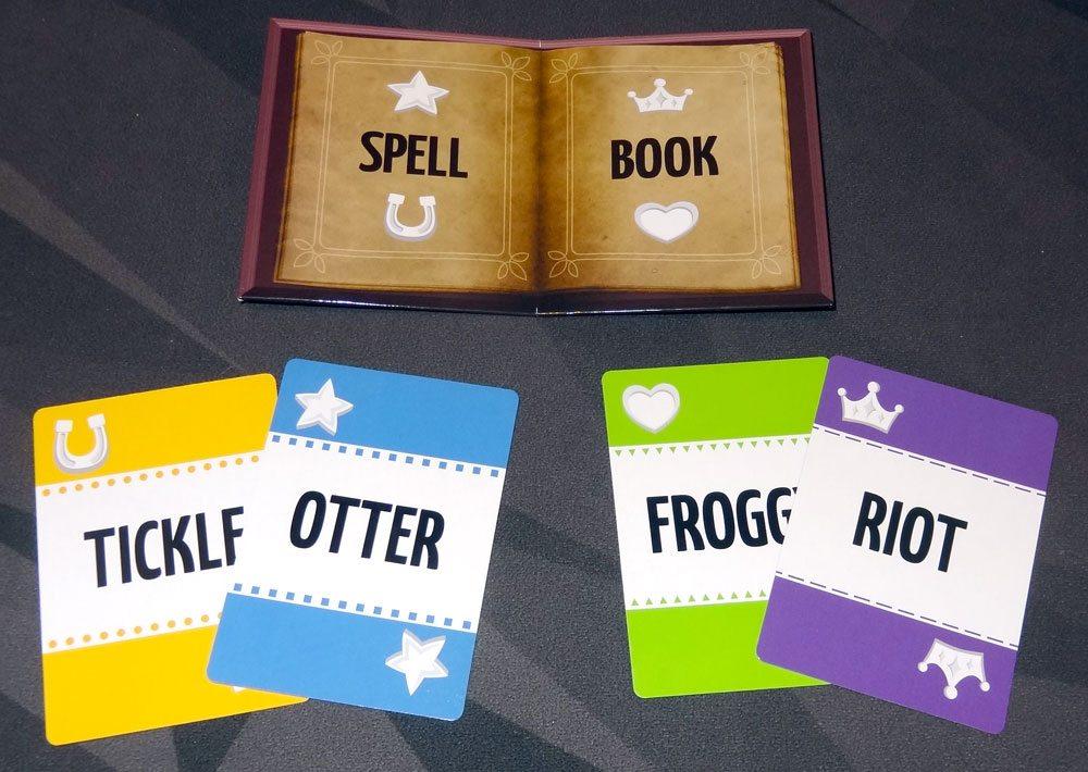 Sparkle*Kitty spell book