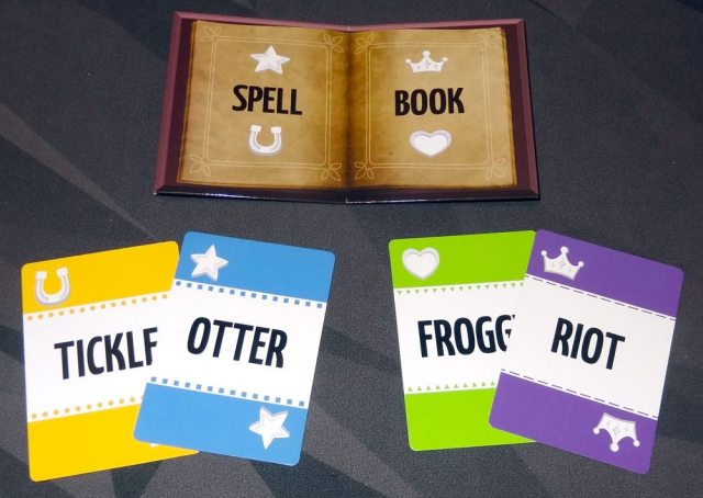 Sparkle*Kitty spell book